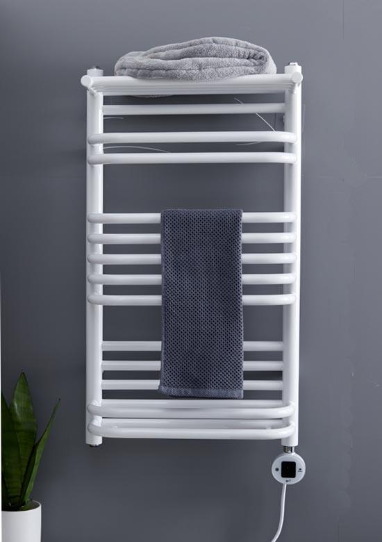RICEN heated towel rack